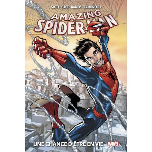 AMAZING SPIDER-MAN TOME 1 (NOW!) : UNE CHANCE D'ETRE EN VIE(VF)
