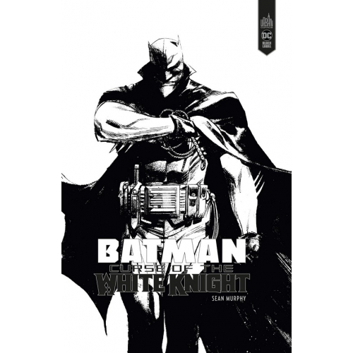 Batman Curse of the White Knight Édition Spéciale Noir et Blanc (VF)