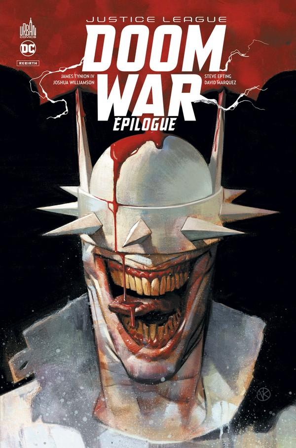 Justice League Doom War – Épilogue (VF)