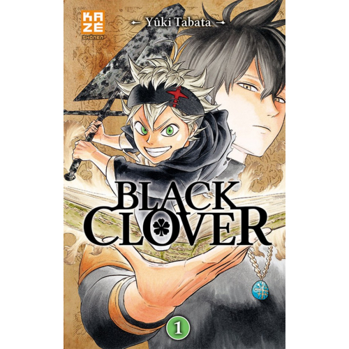 Black Clover Tome 1 (VF)