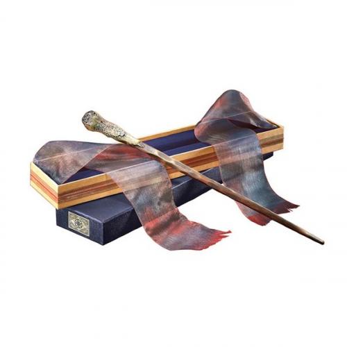 Baguette magique de Ron Weasley avec boîte Ollivander