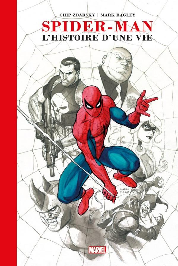 Spider Man : L'histoire d'une vie Artist Edition (VF)