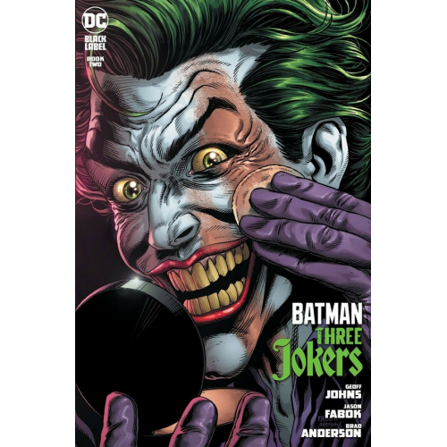 Batman: Three Jokers 2 Fabok Premium Variant F (VO)