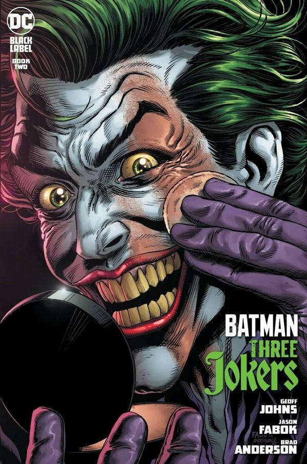 Batman: Three Jokers 2 Fabok Premium Variant F (VO)