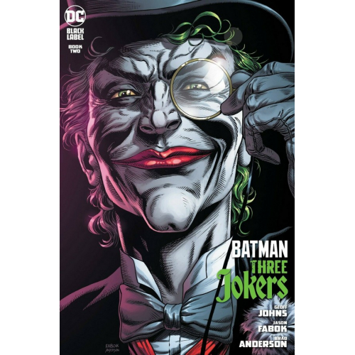 Batman: Three Jokers 2 Fabok Premium Variant E (VO)
