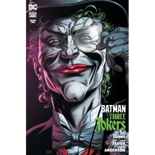 Batman: Three Jokers 2 Fabok Premium Variant E (VO)