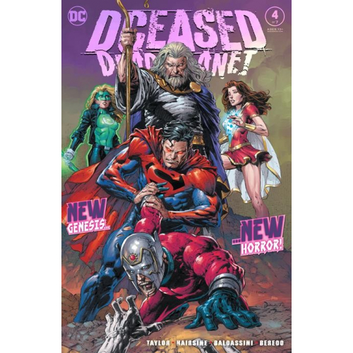 DCEASED: DEAD PLANET 4 (VO)