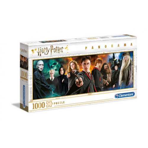 Harry Potter Puzzle Panorama Characters 1000 pièces