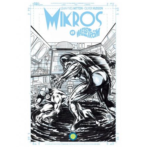 Mikros vs Maelström - Blueline Limited OW Edition (VF)