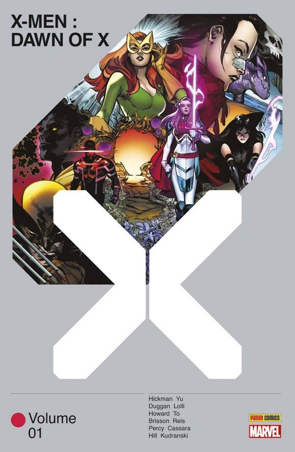 X-MEN : DAWN OF X 1 (VF)