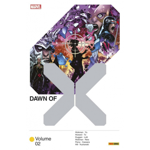 DAWN OF X 2 (VF)