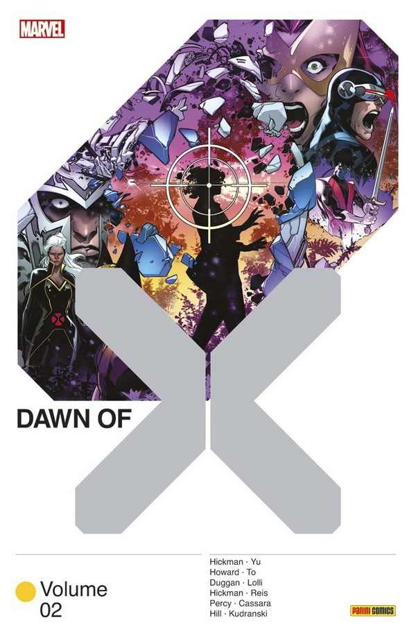 X-MEN : DAWN OF X 2 (VF)
