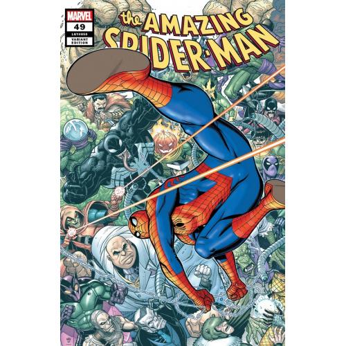 AMAZING SPIDER-MAN 49 BRADSHAW VAR (VO)