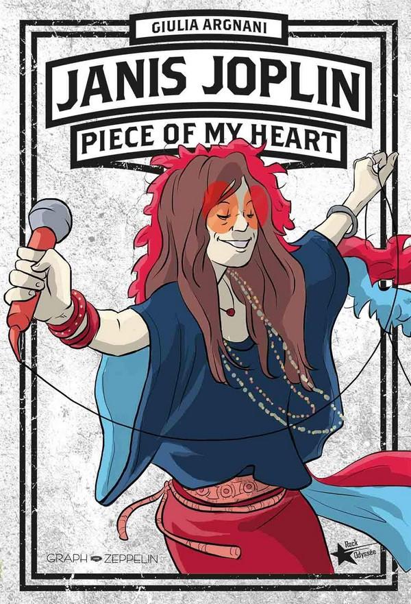 Janis Joplin : Piece of my Heart (VF)