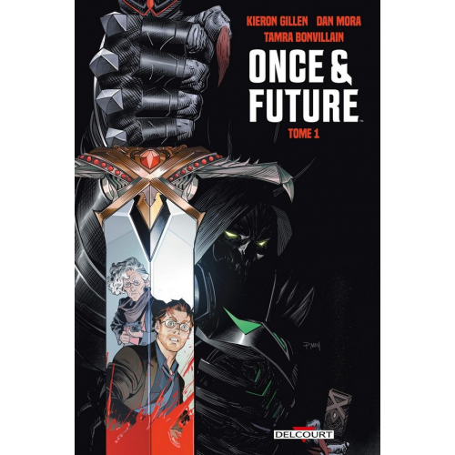 ONCE AND FUTURE TOME 1 (VF)
