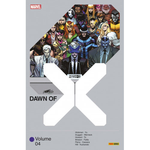 DAWN OF X 4 (VF)