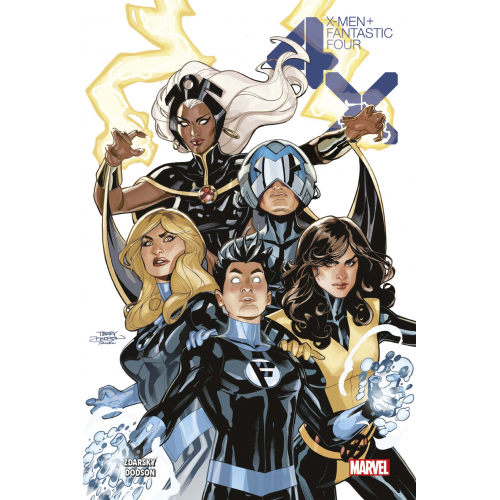 X Men/Fantastic Four 4X (VF)