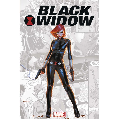 MARVEL-VERSE : BLACK WIDOW (VF)
