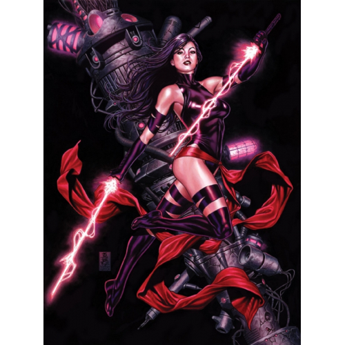 MARVEL MONOGRAPH TP ART OF MARK BROOKS (VO)