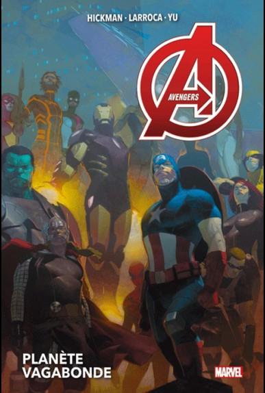 Avengers Tome 3 : Planète vagabonde (VF)