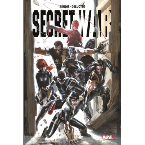 Secret War (Nouvelle édition) (VF)