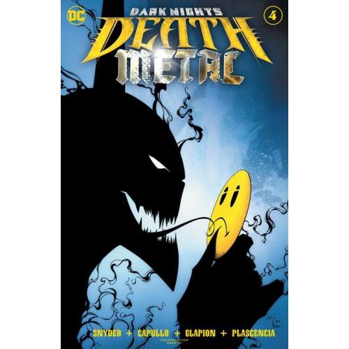 DARK NIGHTS DEATH METAL 4 (OF 7) (VO)