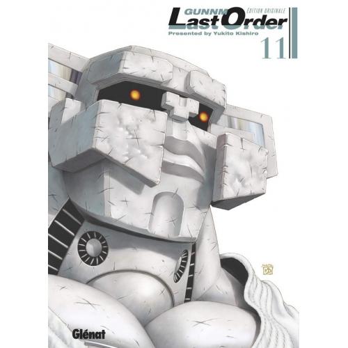 Gunnm Last Order Édition Originale Tome 11 (VF)