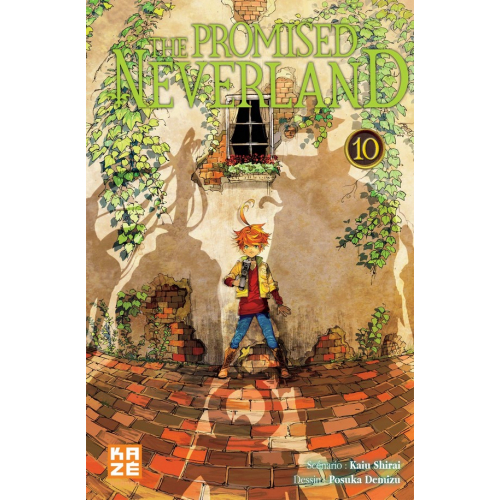 The promised Neverland Tome 10 (VF)