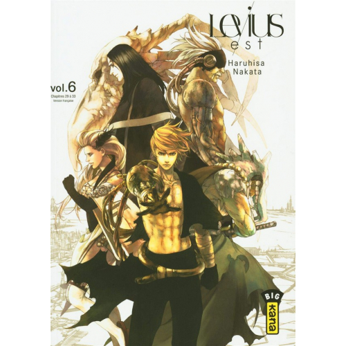 Levius Est (Cycle 2) Tome 6 (VF)