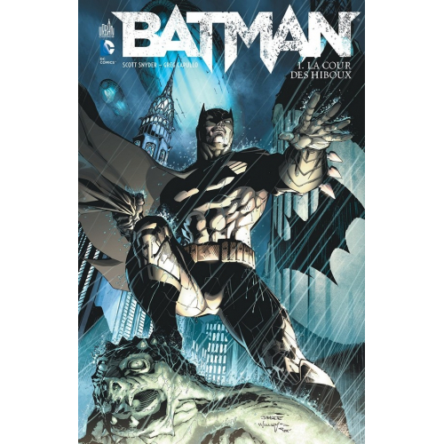 Batman Pack Tome 1 + Tome 2 offert (VF)