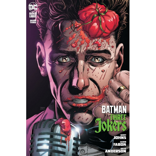 Batman: Three Jokers 3 Premium Variant H (VO)