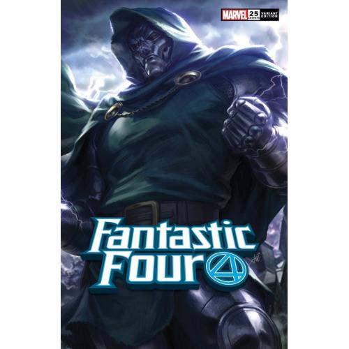 FANTASTIC FOUR 25 ARTGERM VAR (VO)