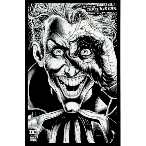 Batman: Three Jokers 3 1 : 100 Variant (VO)