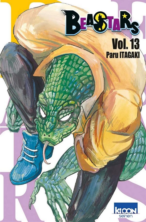 Beastars Tome 13 (VF)