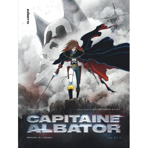 Capitaine Albator - Mémoires de l'Arcadia Tome 3 (VF)