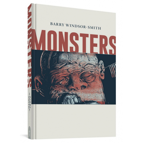 MONSTERS HC (VO) BARRY WINDSOR-SMITH