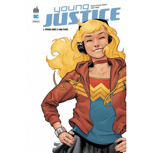 Young Justice Tome 2 (VF)