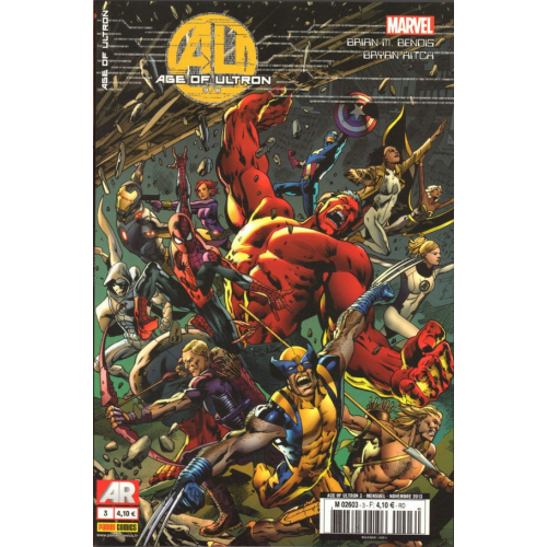 Age of Ultron 3 fascicule (VF) occasion