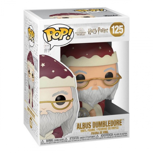 Funko Pop Harry Potter Holiday Albus Dumbledore 125