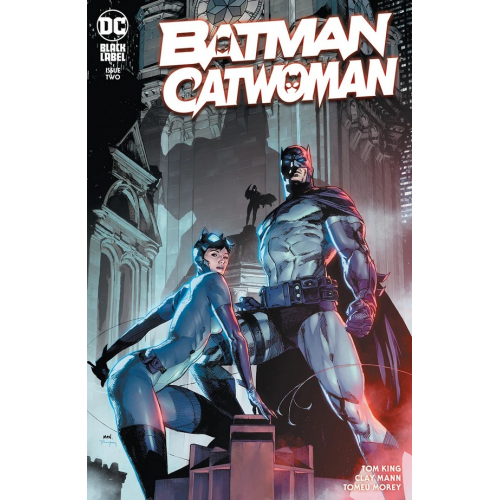 BATMAN CATWOMAN 2 (OF 12) CVR A CLAY MANN (VO)