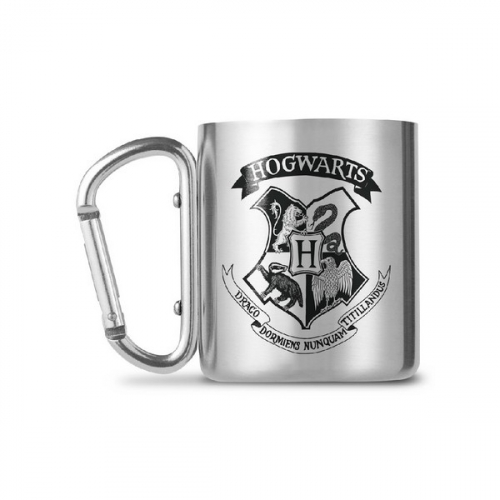 Harry Potter - Mug Poudlard Avec Mousqueton