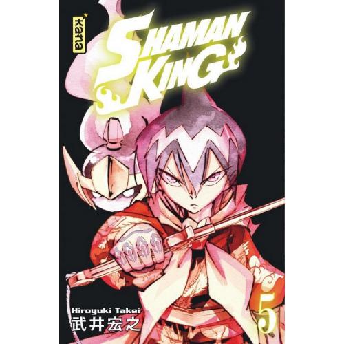 Shaman King Star Edition Tome 5 (VF)