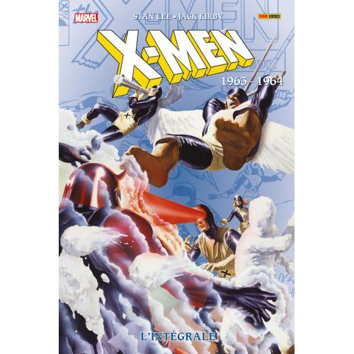 X-Men : L'intégrale (1963-1964) Nouvelle édition (VF)
