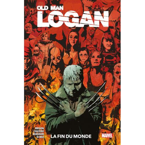Old Man Logan Tome 2 (VF)