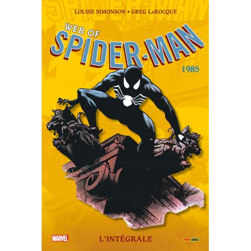Web of Spider Man: L'intégrale 1985 (Nouvelle Édition) (VF)