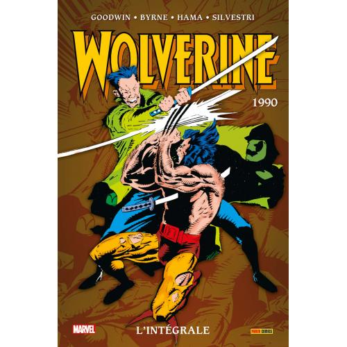 Wolverine : L'intégrale Tome 3 (1990) (VF)