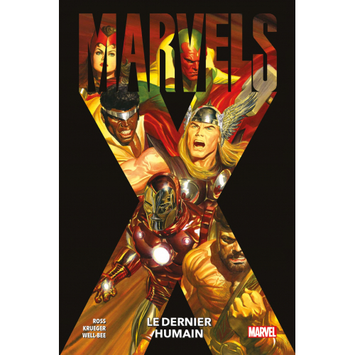 Marvels X (VF)