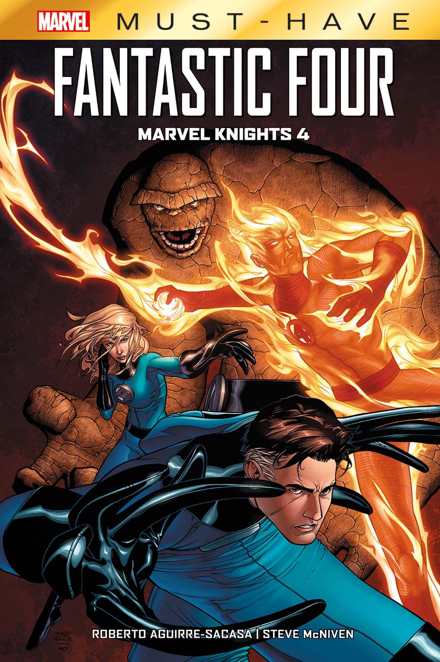 Fantastic Four : Marvel Knights 4 (VF)