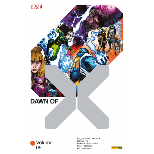 DAWN OF X 5 (VF)