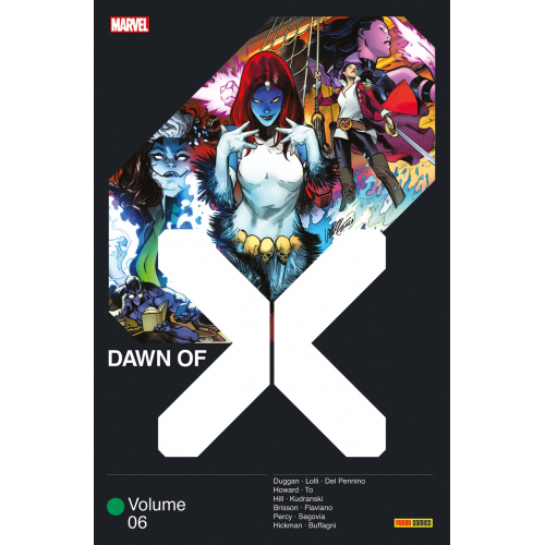 DAWN OF X 6 (VF)
